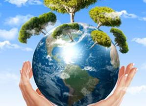 Par ce que vous contribuez à la protection de l'environnement